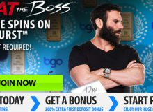 No Deposit 20 Free Spins at the BGO casino