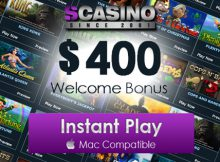 new casino bonus free money